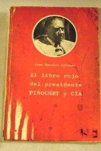 Libro rojo del pres. pinochet y la cia