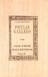 Cancionero popular gallego-ii