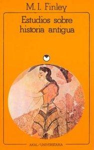 Estudios sobre historia antigua au