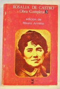 Castro,rosalia de,: obra completa-iii