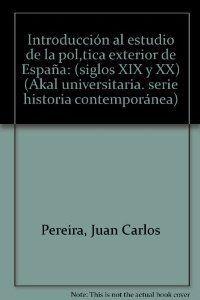 Int.politica exterior esp.