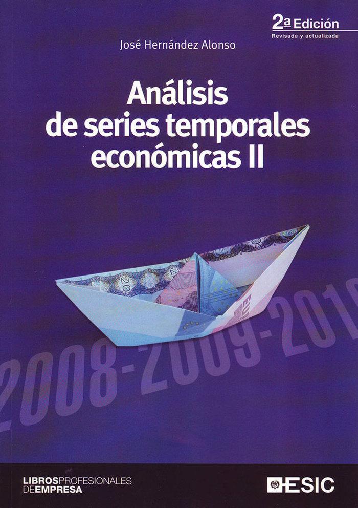 Analisis de series temporales economicas ii