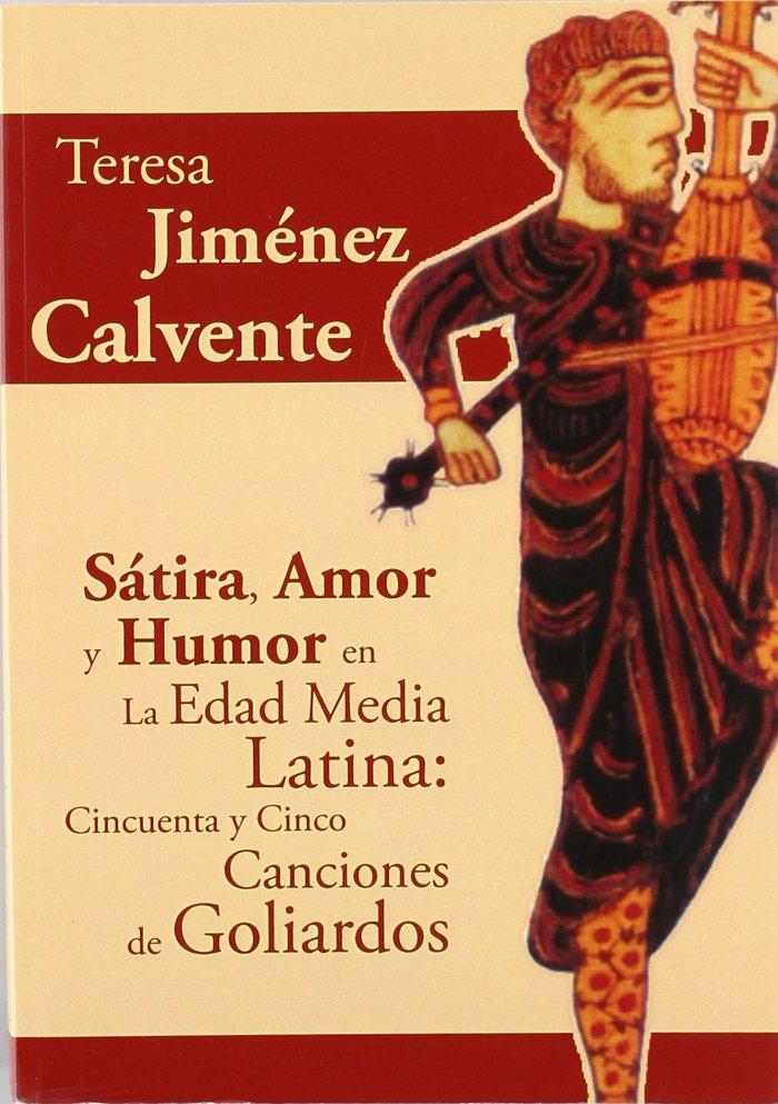 Satira, amor y humor en la edad media latina