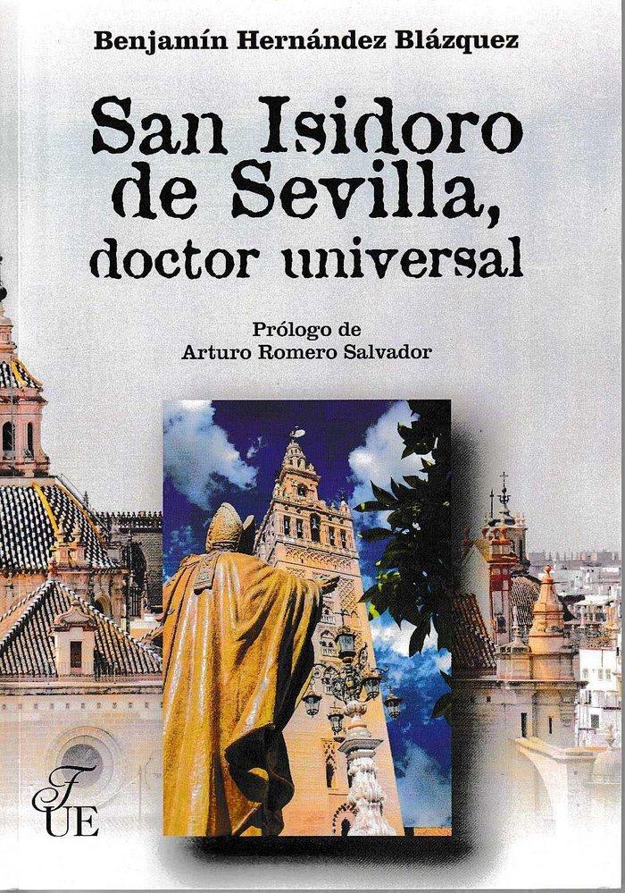 San isidoro de sevilla, doctor universal