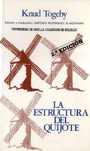 Estructura del quijote,la