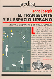 Transeunte y el espacio urbano ne