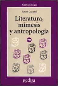 Literatura,mimesis y antropologia