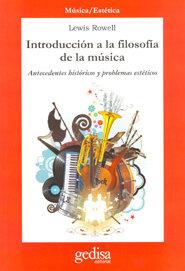 Int.filosofia de la musica