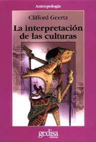 Interpretacion de las culturas
