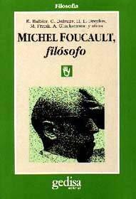 Michel foucault filosofo