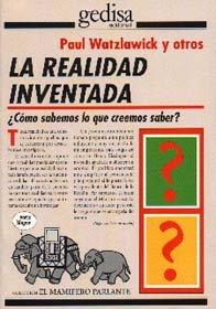 Realidad inventada 6ªreimpresion