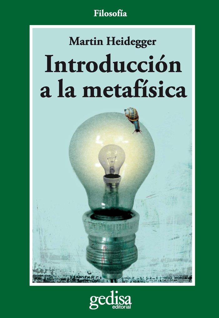 Int.a la metafisica