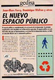 Nuevo espacio publico