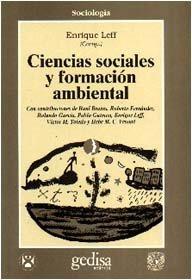 Ciencias sociales y formacio