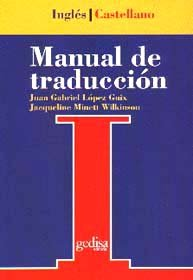 Manual de traduccion ingles castellano