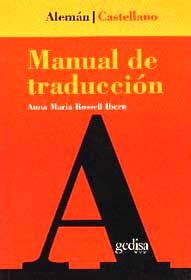 Manual de traduccion aleman