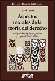 Aspectos morales teoria juridica