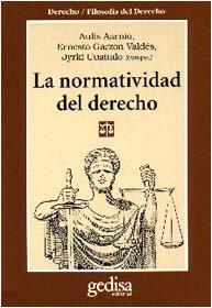 Normatividad del derecho