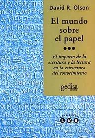 Mundo sobre el papel
