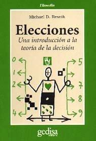 Elecciones una introduccion