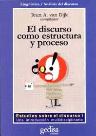 Discurso como estructura y proceso,el