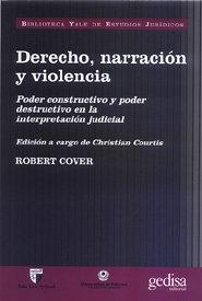 Derecho narracion y violencia