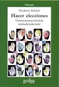 Hacer elecciones