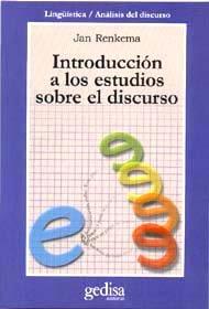 Int.a los estudios sobre el discurso