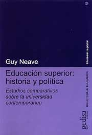 Educacion superior ha.y politica