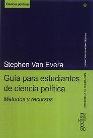 Guia para estudiantes ciencia politica