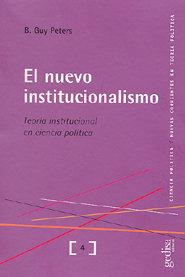 Nuevo institucionalismo