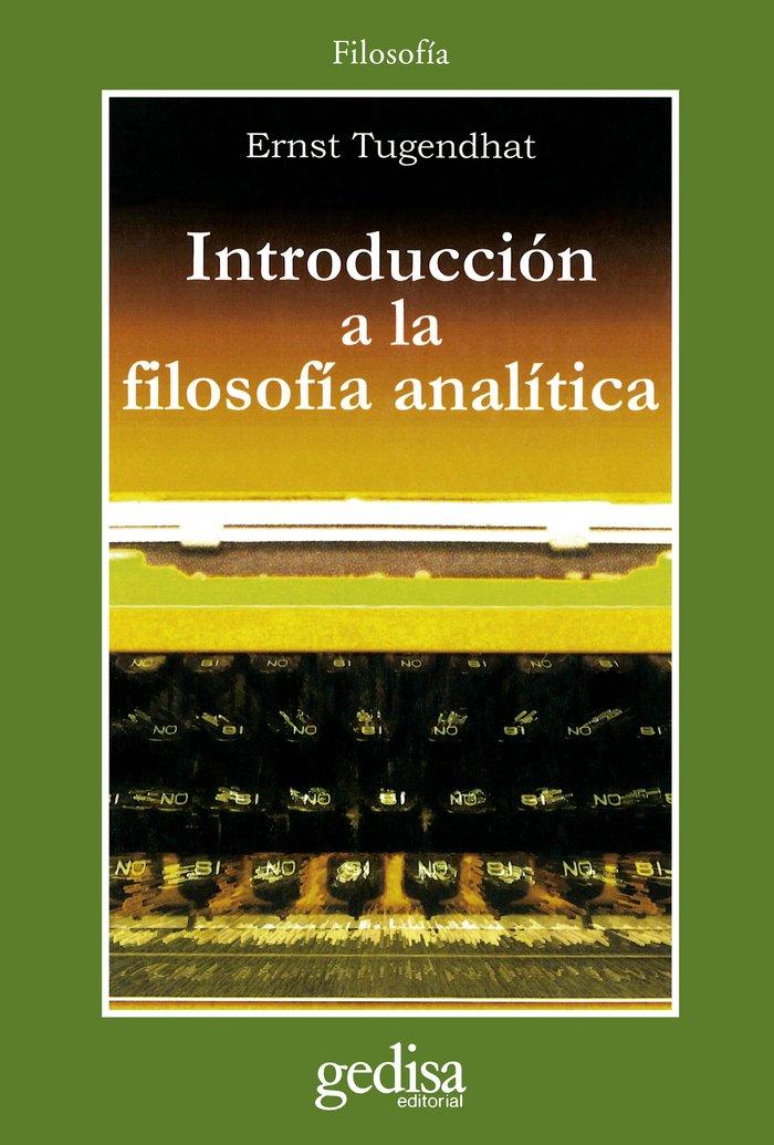 Int.a la filosofia analitica