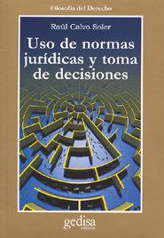 Uso normas juridicas toma de decisiones