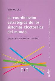 Coordinacion estrategica de sistemas electorales del mundo