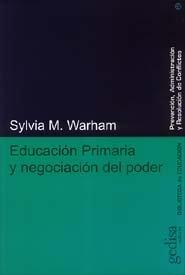Educacion primaria negociacion del poder