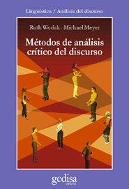 Metodos analisis critico del discurso