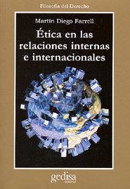 Etica en relaciones internas e internacionales