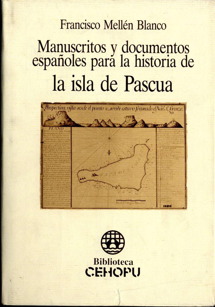 Manuscritos y documentos españoles para la historia de la is