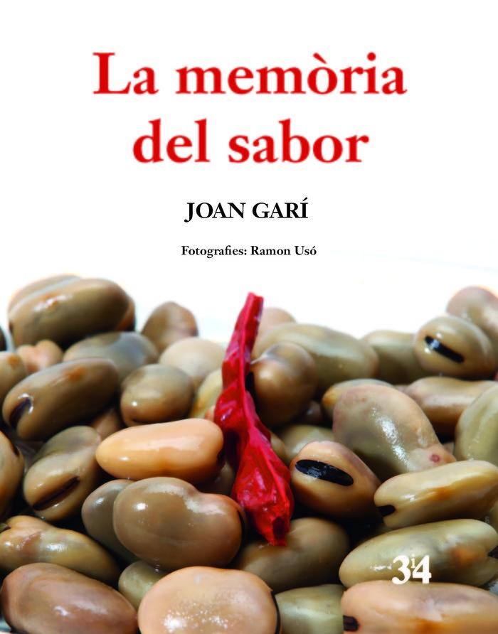 Memoria del sabor,la