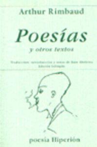Poesias y otros textos