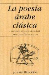 Poesia arabe clasica,la