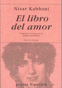 Libro del amor,el