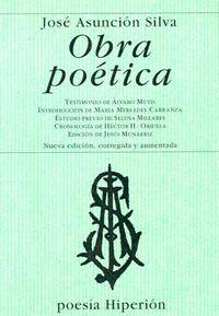 Obra poetica  poesia