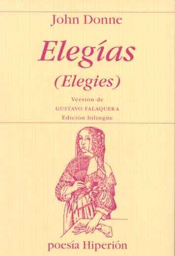 Elegias ed. bilingue ingles-castellano
