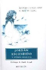 Jordan escondido y otros cuentos
