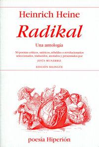 Radikal. una antologia