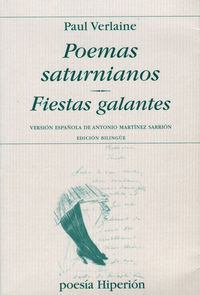 Poemas saturnianos fiestas galantes