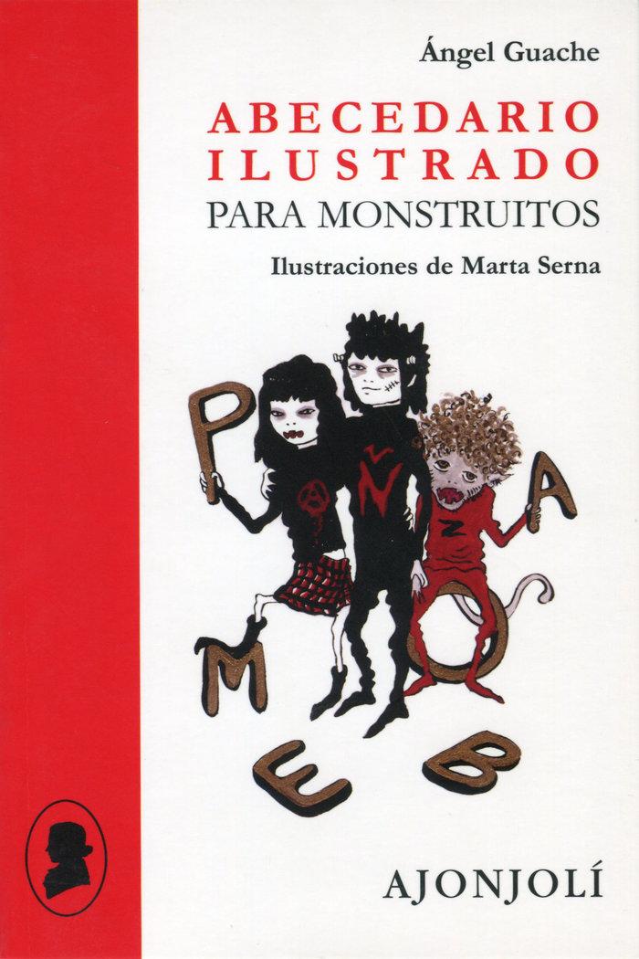 Abecedario ilustrado para monstruitos