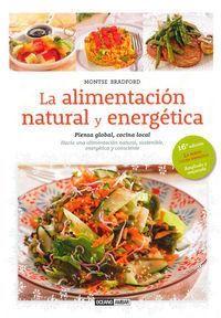Alimentacion natural y energetica,la