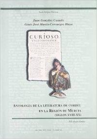 Antologia de la literatura de cordel en region murcia